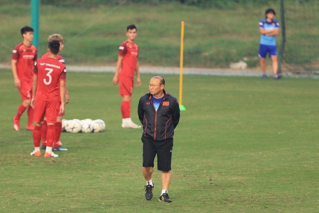 Lộ lý do HLV Park Hang Seo loại 5 tuyển thủ Việt Nam