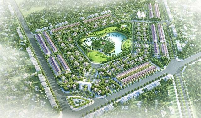 Những yếu tố tạo nên sức hút của biệt thự Xuân An Green Park - 1