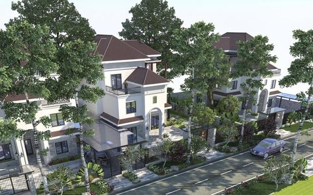 Những yếu tố tạo nên sức hút của biệt thự Xuân An Green Park - 2