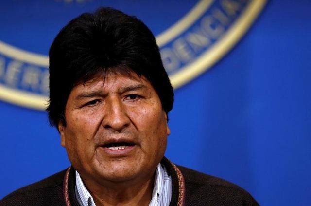 Cựu Tổng thống Bolivia sang Mexico tị nạn chính trị - 1