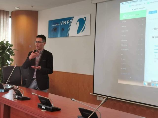 Chấm Chung khảo Nhân tài Đất Việt 2019 lĩnh vực CNTT: Tìm kiếm nhân tố tỏa sáng - 10