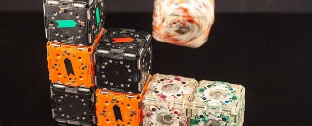 Robot tự biết lắp ghép như trong phim viễn tưởng - 1