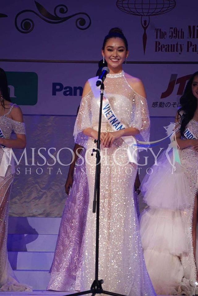 Hoa hậu Quốc tế 2019: Tường San lọt top 8, người đẹp Thái Lan giành vương miện - 20