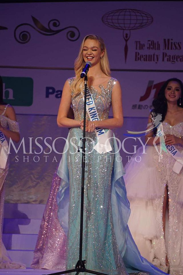 Hoa hậu Quốc tế 2019: Tường San lọt top 8, người đẹp Thái Lan giành vương miện - 14