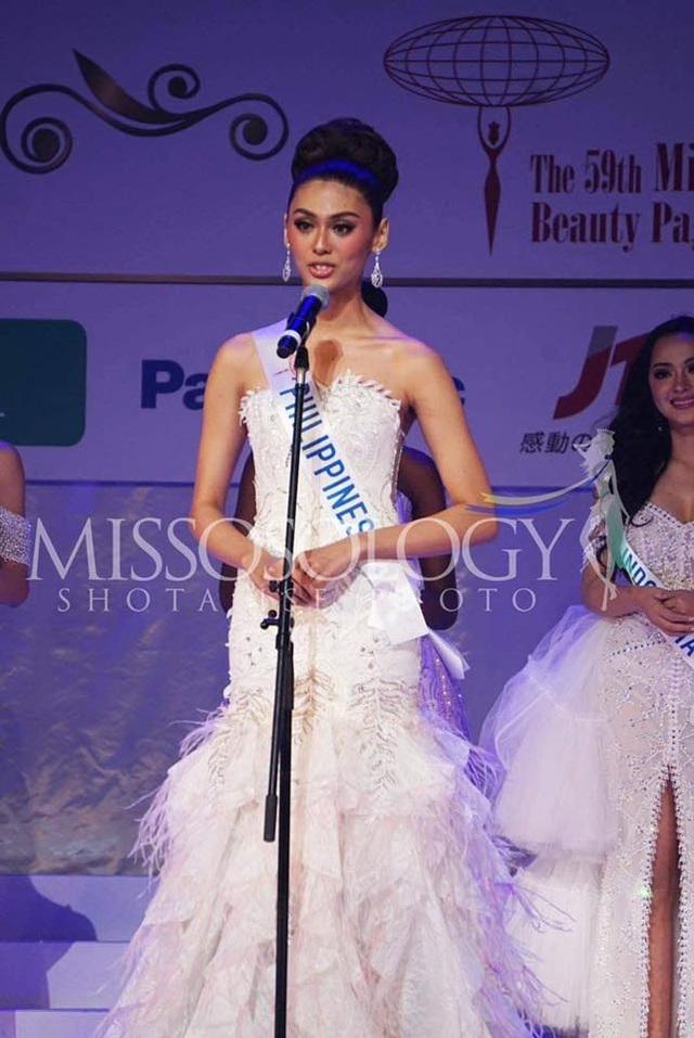 Hoa hậu Quốc tế 2019: Tường San lọt top 8, người đẹp Thái Lan giành vương miện - 15