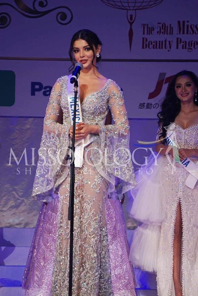 Hoa hậu Quốc tế 2019: Tường San lọt top 8, người đẹp Thái Lan giành vương miện - 17
