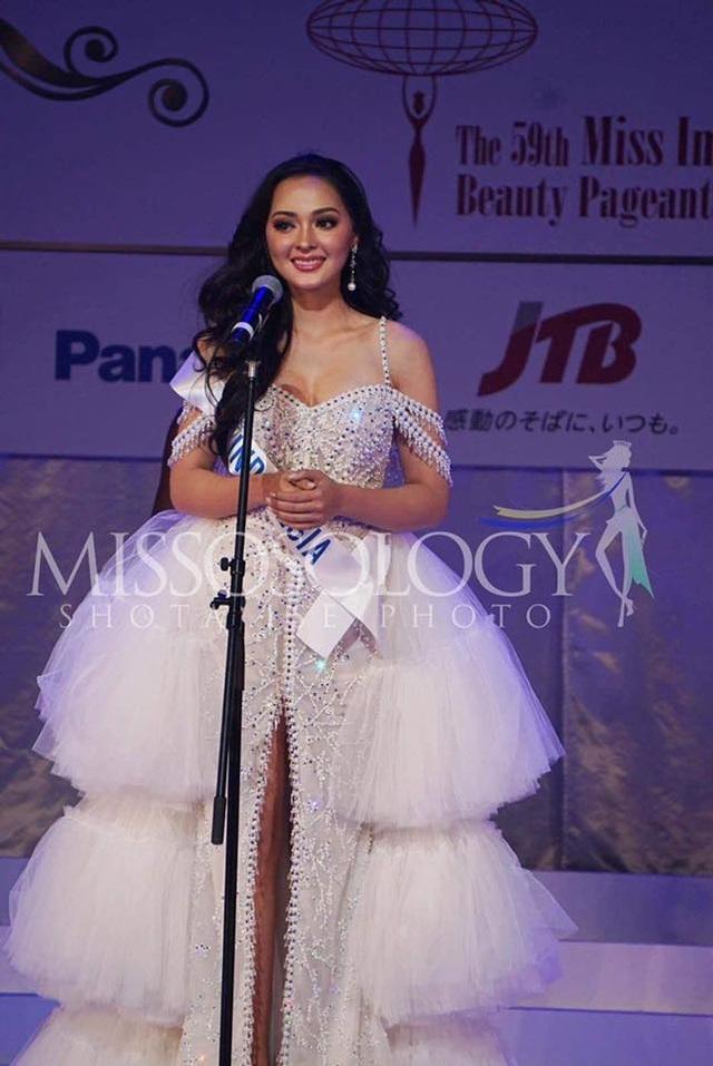 Hoa hậu Quốc tế 2019: Tường San lọt top 8, người đẹp Thái Lan giành vương miện - 19
