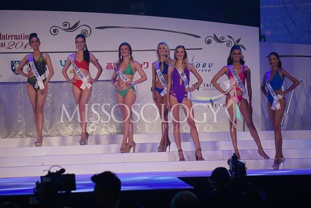 Hoa hậu Quốc tế 2019: Tường San lọt top 8, người đẹp Thái Lan giành vương miện - 25