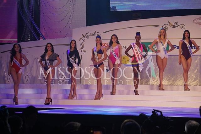 Hoa hậu Quốc tế 2019: Tường San lọt top 8, người đẹp Thái Lan giành vương miện - 24