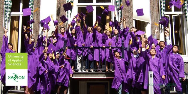 Săn học bổng du học Hà Lan tại Đại học Saxion - 3