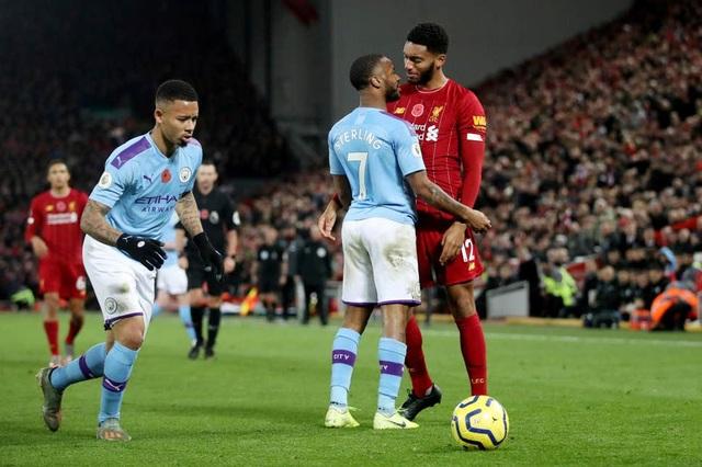 Xô xát ở trận gặp Liverpool, Sterling bị gạch tên khỏi đội tuyển Anh - 1