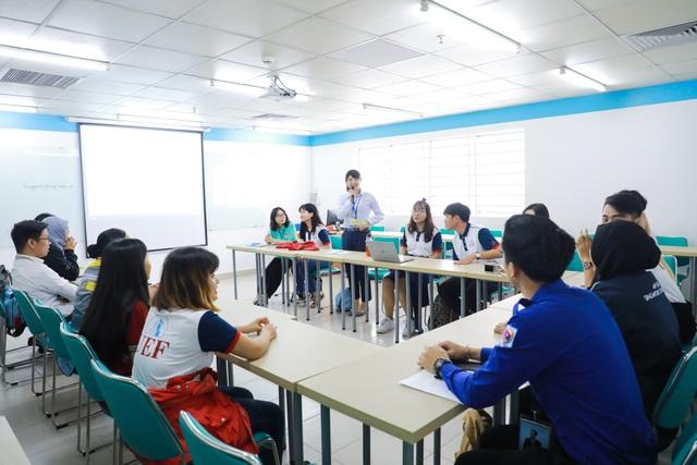 Hơn 300 thanh niên ưu tú ASEAN, Nhật Bản cùng tranh biện với sinh viên Việt Nam - 3