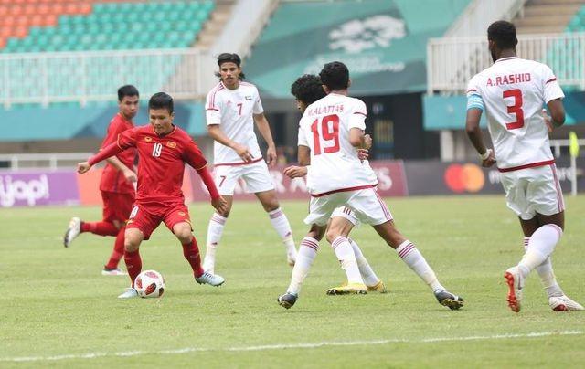 Đội tuyển Việt Nam - UAE: Quyết giành 3 điểm tại Mỹ Đình - 1
