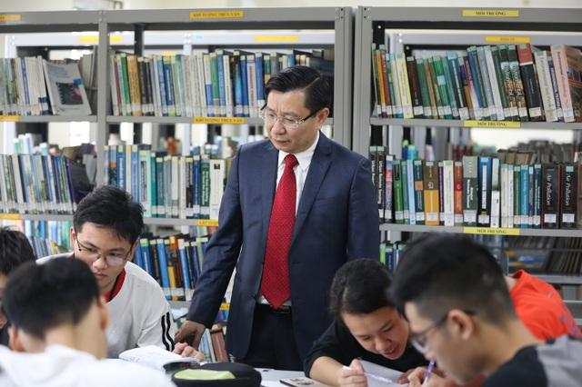 Đại học Tài nguyên và Môi trường Hà Nội với mô hình giáo viên chủ nhiệm lớp trong giáo dục đại học - 1