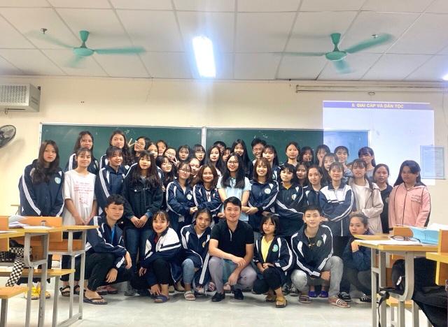 Đại học Tài nguyên và Môi trường Hà Nội với mô hình giáo viên chủ nhiệm lớp trong giáo dục đại học - 3