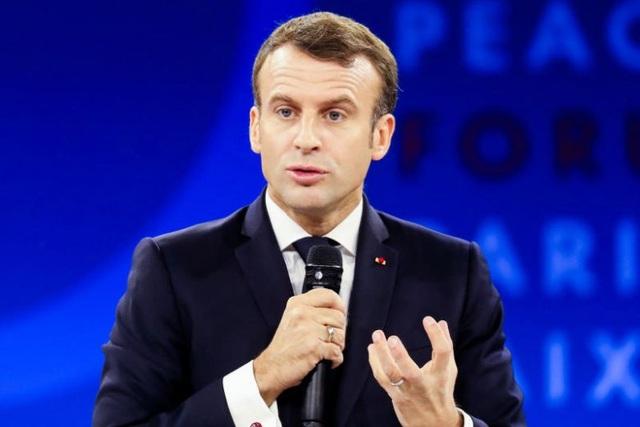 Tổng thống Pháp: Chính trị thế giới đang khủng hoảng chưa từng có tiền lệ - 1