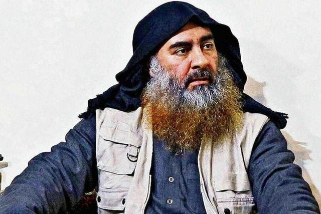 Ông Trump nói Mỹ tiếp tục săn thủ lĩnh mới của IS - 1