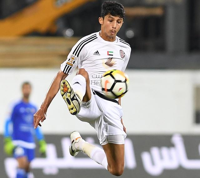 """Đâu là """"tử huyệt"""" của đội tuyển UAE trước trận gặp tuyển Việt Nam? - 1"""