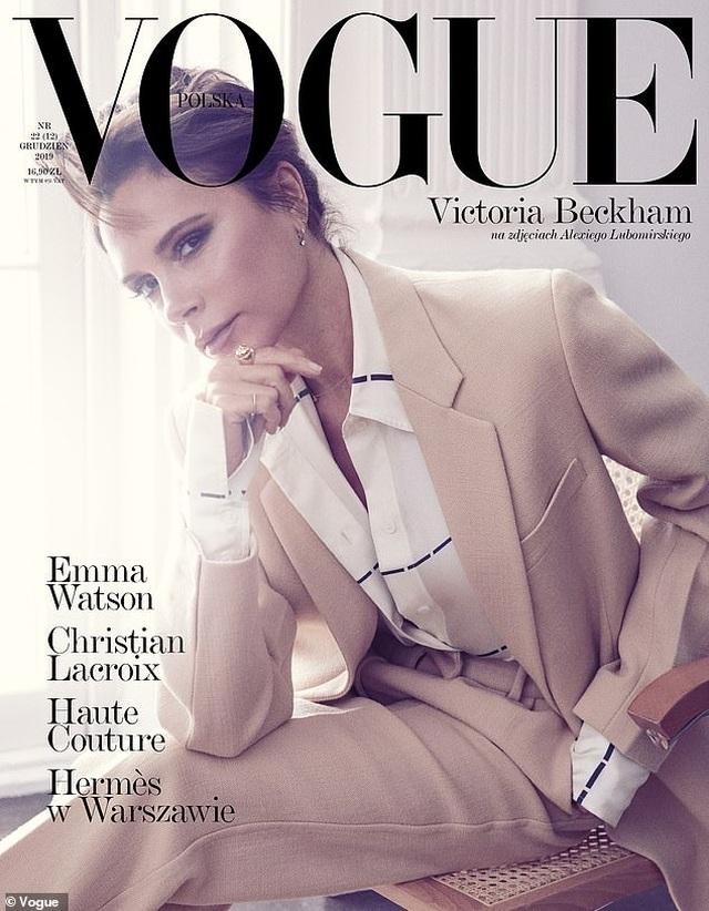 Victoria Beckham tự hào vì là người mẹ tốt - 3