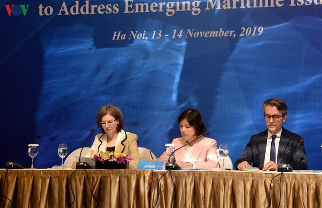 UNCLOS 1982: Khuôn khổ giải quyết tranh chấp, tăng cường hợp tác biển - 3