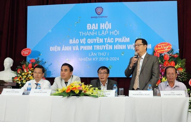 Thành lập Hội Bảo vệ quyền tác phẩm điện ảnh và phim truyền hình Việt Nam - 1