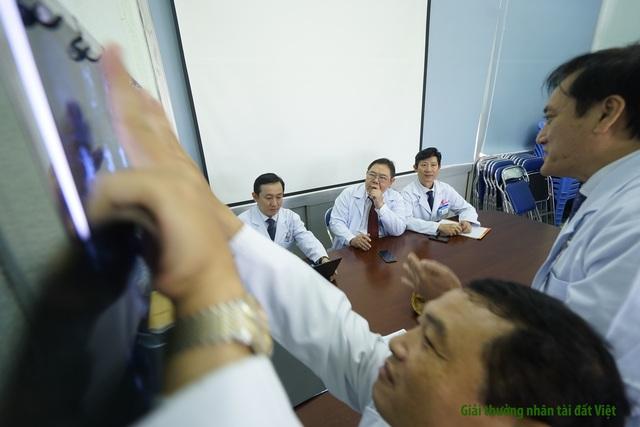 """BV Chợ Rẫy: Phương pháp phẫu thuật 3 trong 1 giúp người bệnh thoát """"án tử"""" - 6"""