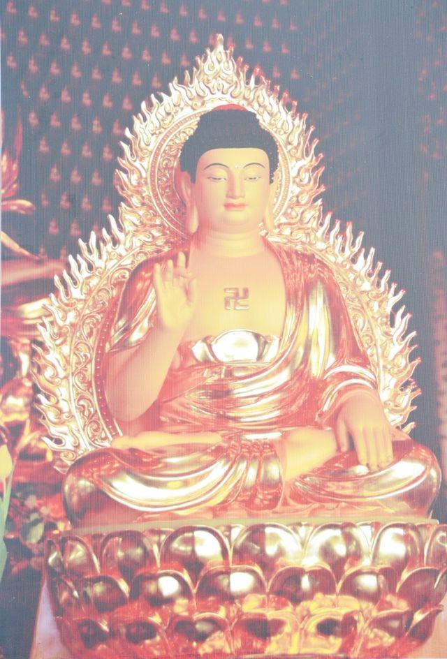 Tân Huê Viên đúc tượng Phật dát vàng: Ban Tôn giáo Chính phủ lên tiếng - 2