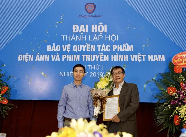 Thành lập Hội Bảo vệ quyền tác phẩm điện ảnh và phim truyền hình Việt Nam - 2