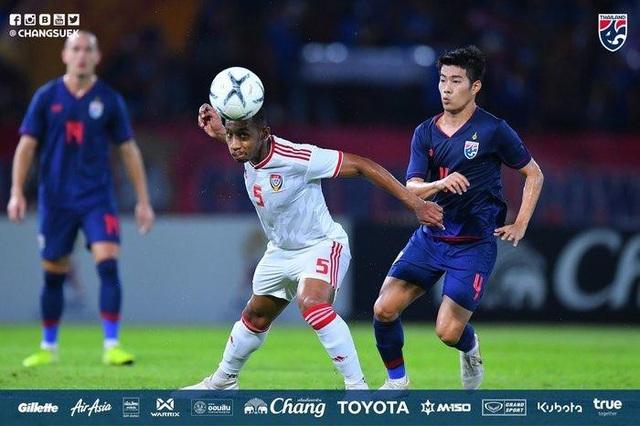 """Đâu là """"tử huyệt"""" của đội tuyển UAE trước trận gặp tuyển Việt Nam? - 2"""