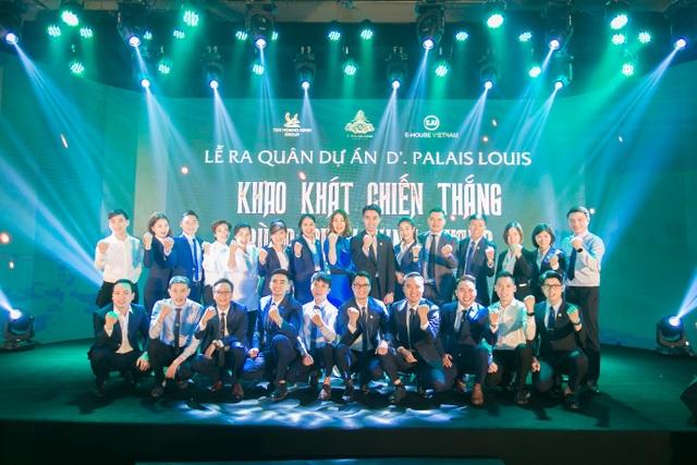 Bùng nổ cảm xúc tại Lễ ra quân dự án nghìn tỷ đồng của Tân Hoàng Minh - 1