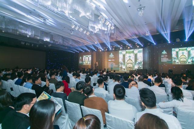 Bùng nổ cảm xúc tại Lễ ra quân dự án nghìn tỷ đồng của Tân Hoàng Minh - 2