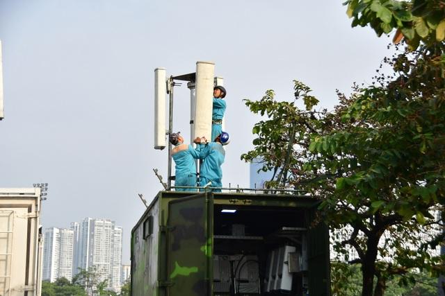 Viettel áp dụng công nghệ hiện đại nhất phục vụ trận Việt Nam-UAE - 1