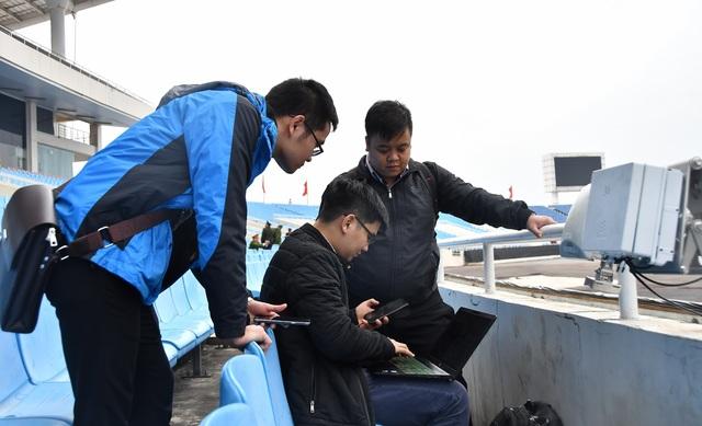 Viettel áp dụng công nghệ hiện đại nhất phục vụ trận Việt Nam-UAE - 2