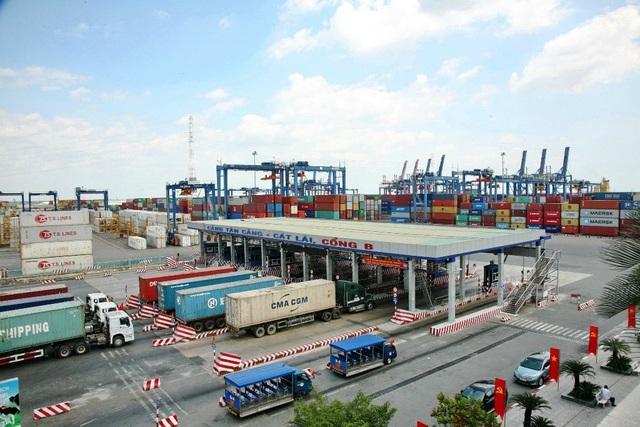 Giảm thủ tục, giảm ùn tắc hàng hóa tại cảng Cát Lái sẽ tiết kiệm 5.000 tỷ đồng/năm - 1