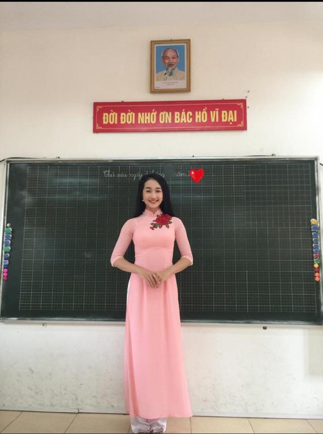 """Cô giáo Việt Nam được truyền thông Trung Quốc khen quyến rũ"""" - 3"""