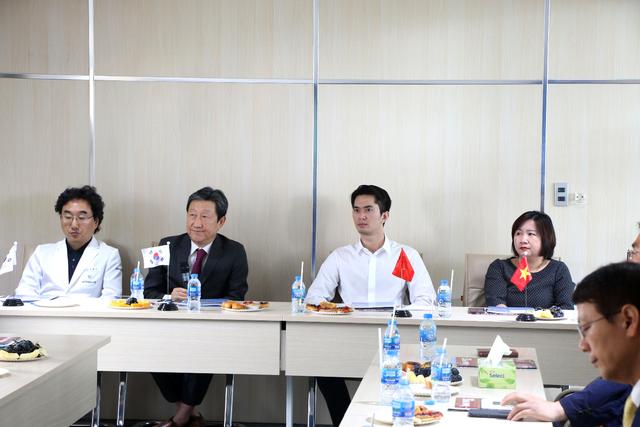 Hiệp hội Doanh nghiệp TP.Daegu Hàn Quốc mở đường đầu tư vào Khu đô thị Vạn Phúc - 1