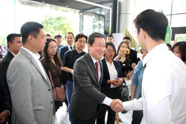 Hiệp hội Doanh nghiệp TP.Daegu Hàn Quốc mở đường đầu tư vào Khu đô thị Vạn Phúc - 2