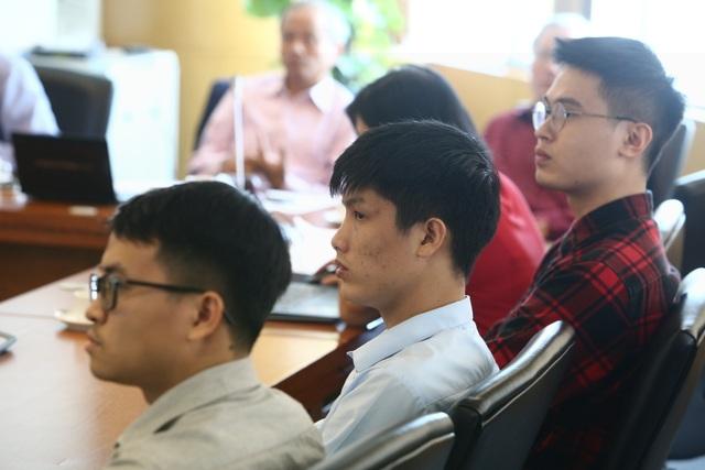 Xem màn hỏi xoáy đáp xoay của Hội đồng giám khảo và các thí sinh Nhân tài Đất Việt 2019 - 7