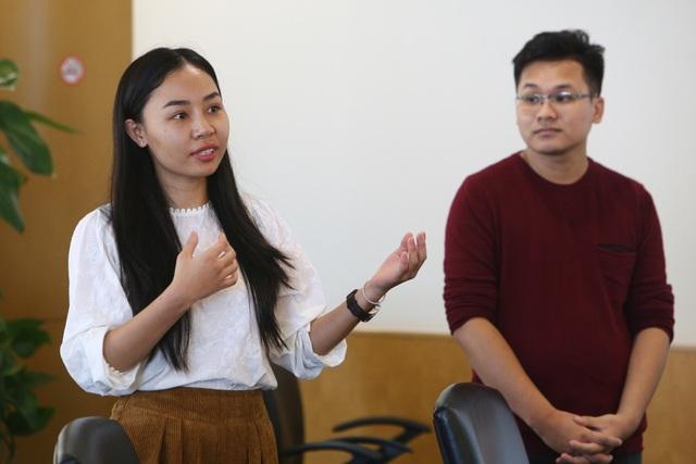 Xem màn hỏi xoáy đáp xoay của Hội đồng giám khảo và các thí sinh Nhân tài Đất Việt 2019 - 6