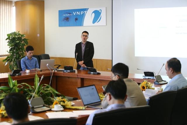 Xem màn hỏi xoáy đáp xoay của Hội đồng giám khảo và các thí sinh Nhân tài Đất Việt 2019 - 1