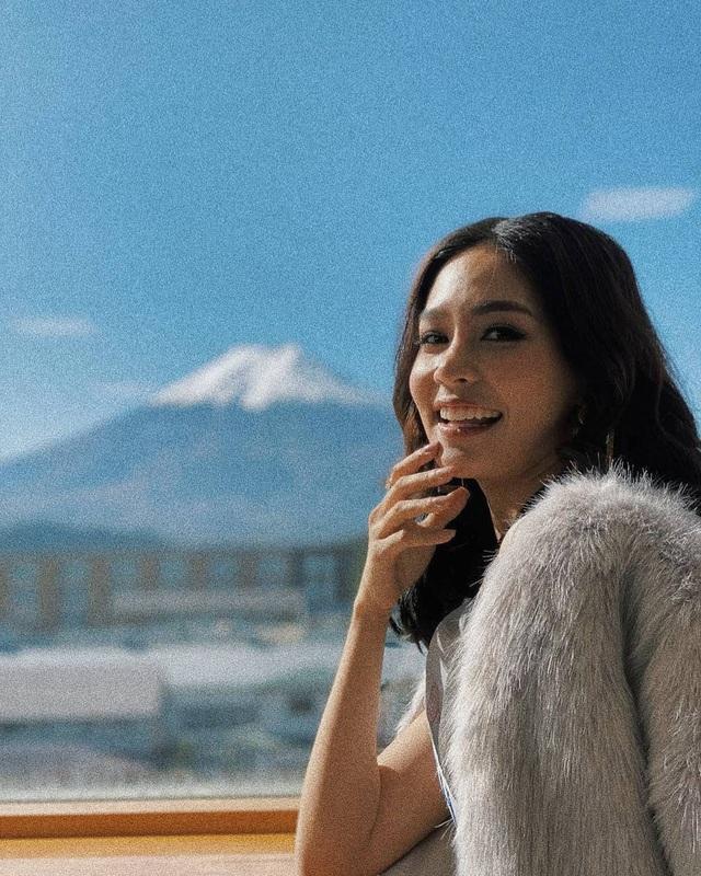 Trước khi sở hữu nhan sắc hoàn mỹ, tân hoa hậu quốc tế từng phải niềng răng - 10
