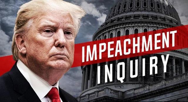 Lộ chiến lược của Nhà Trắng ráo riết phản đòn luận tội ông Trump - 1