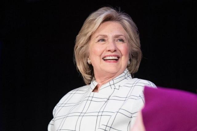 """Bà Hillary Clinton bỏ ngỏ khả năng """"tái đấu"""" với ông Trump  - 1"""