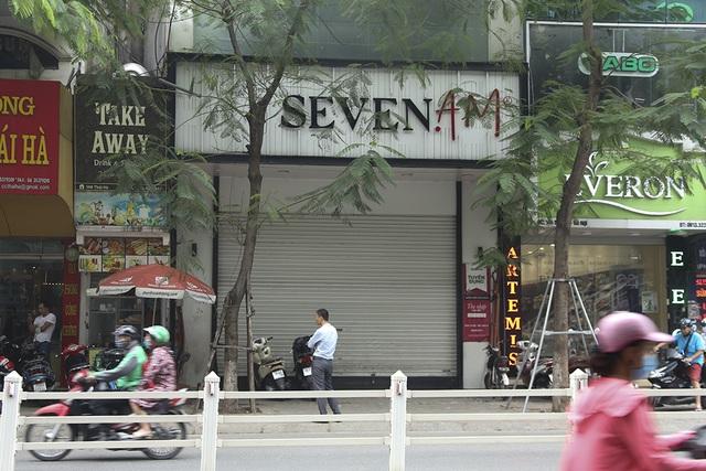 Chuỗi cửa hàng Seven.am đóng cửa hàng loạt ở Hà Nội - 2