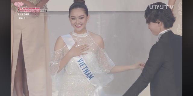 Hé lộ về sự cố khiến Tường San hoảng hốt trước thềm chung kết Hoa hậu Quốc tế - 4