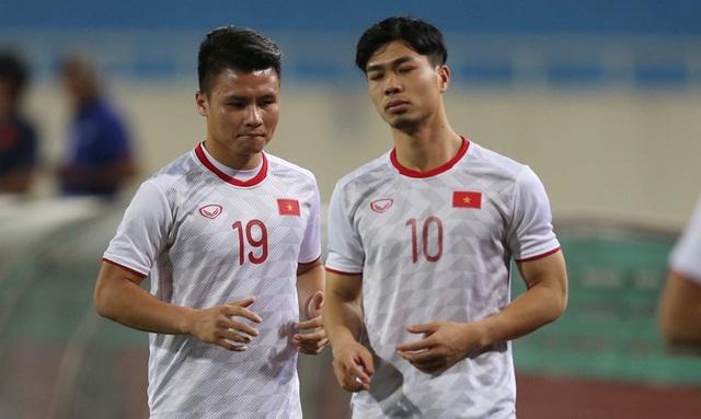 Chờ đấu UAE ở Mỹ Đình, đội tuyển Việt Nam đón tin vui không ngờ - 6