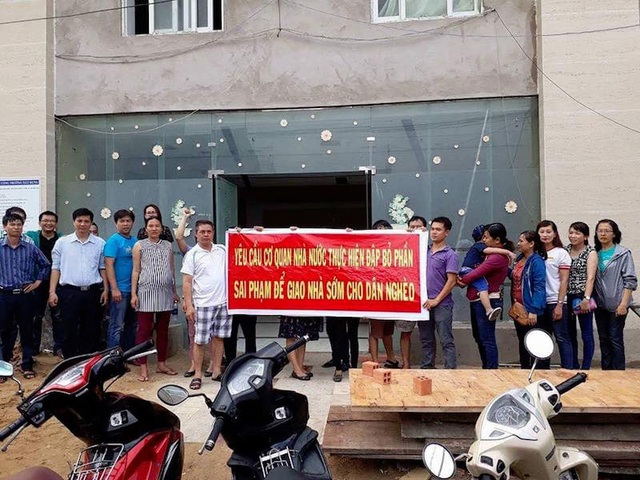 """Dự án Tân Bình Apartment vẫn chưa """"gọt"""" tầng xây dựng sai phép - 2"""