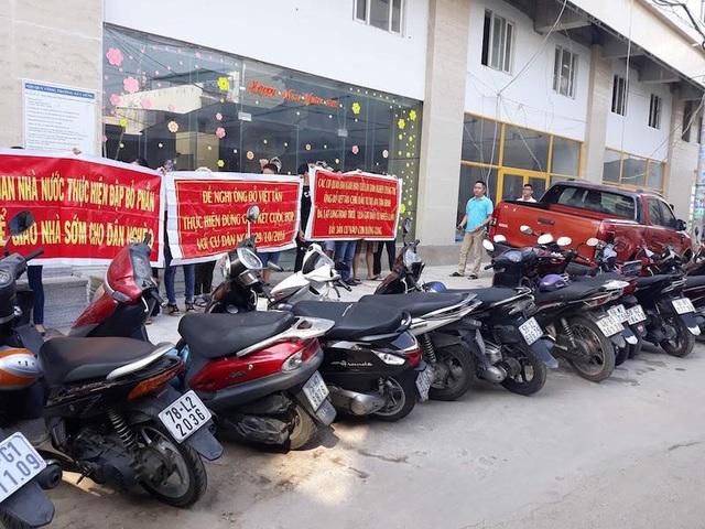 """Dự án Tân Bình Apartment vẫn chưa """"gọt"""" tầng xây dựng sai phép - 3"""