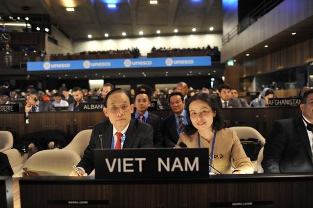 Nâng cao vai trò, vị thế Việt Nam trong UNESCO - 1