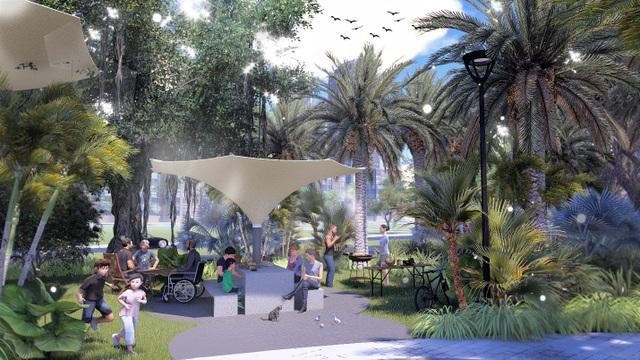 Ấn tượng với những điều đặc biệt chỉ có tại Eco Green Saigon - 2